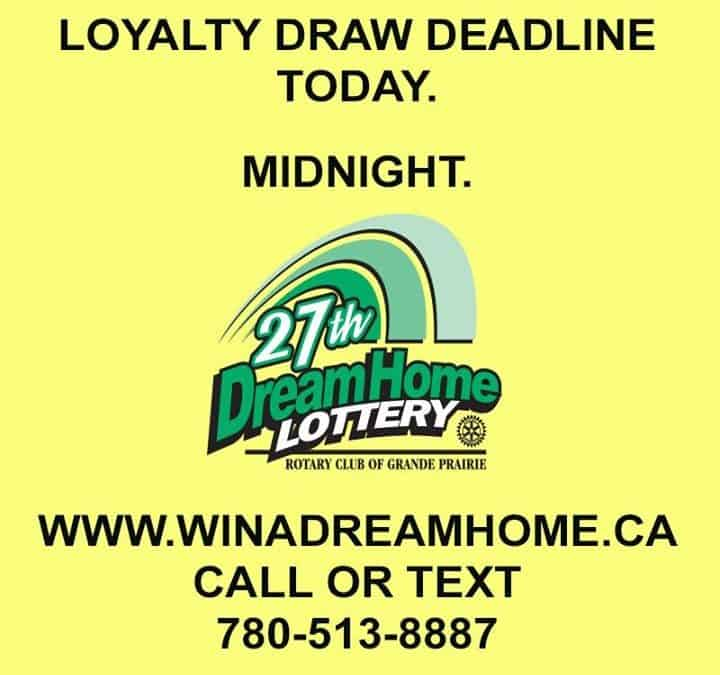 Deadline is midnight tonight. Got yours? , home open till 9 this evening in…