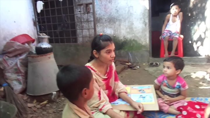 The Woman's School in Bangladesh run through the Amarok Society. What a difference education…