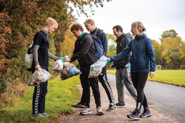 Rotaract members gathered in Copenhagen, Denmark, for the Run-Clean-Dine project. During their run through…
